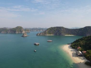 "Monkey Island ""summit"""
